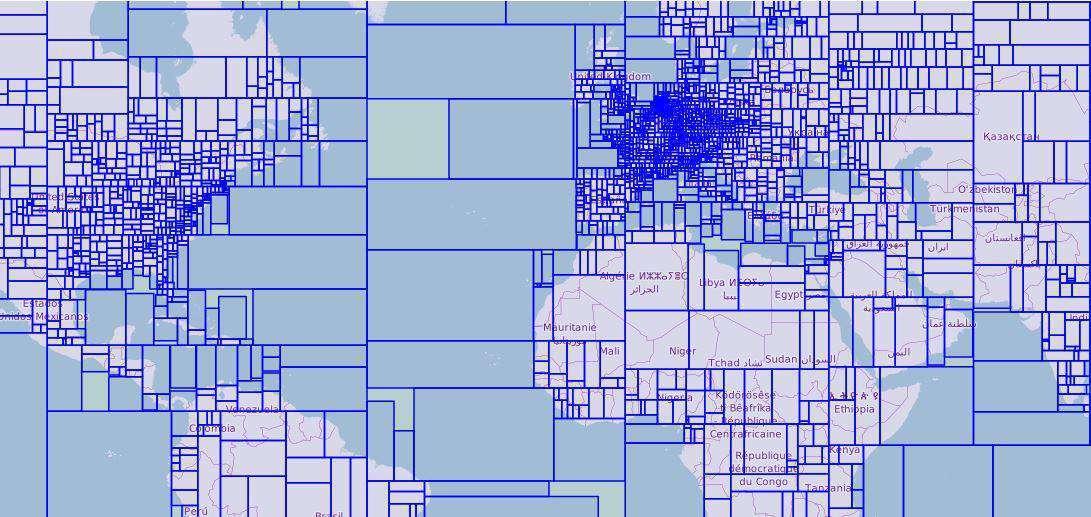 Mapas gratuitos para GPS Garmin - Con La Mochila