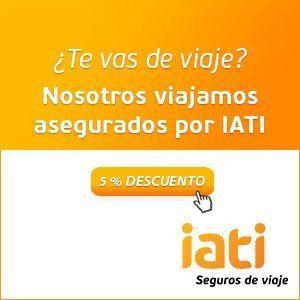 5% al contratar tu seguro IATI