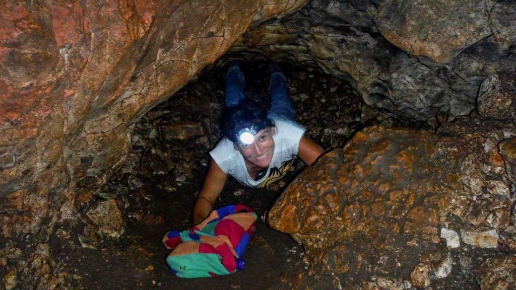 Cuevas de Aktún Can - Guatemala