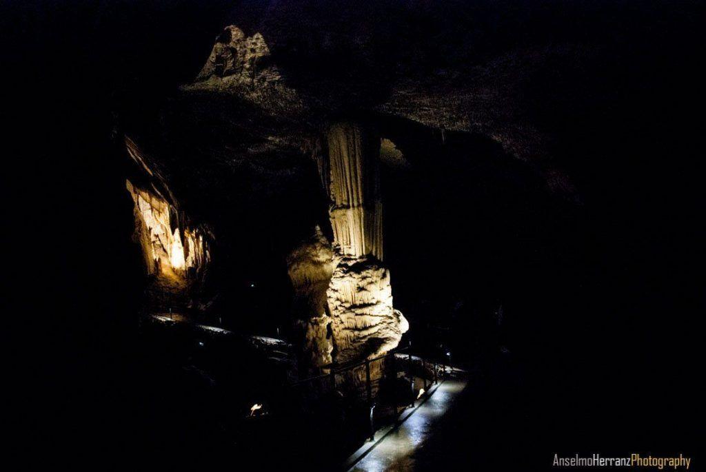 El Brillante - Cueva Postojna - Eslovenia