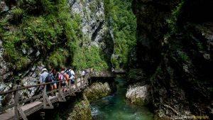 Vintgar Gorje - Eslovenia