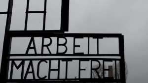 Arbeit macht frei - Sachsenhausen