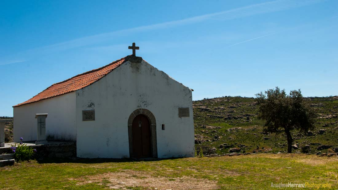 Ermita de Sao Joao das Arribas - Arribes del Duero - Portugal