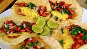 Tacos del pastor - México
