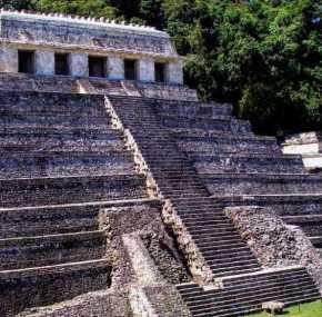 Costo o precio de entrada a Palenque – Chiapas – México