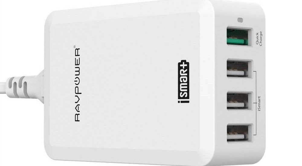 c59d839d3c4 Cargador USB múltipuerto para viajes - Con La Mochila