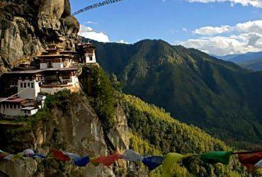 Tiger's Nest Monastery. Paro - Bután