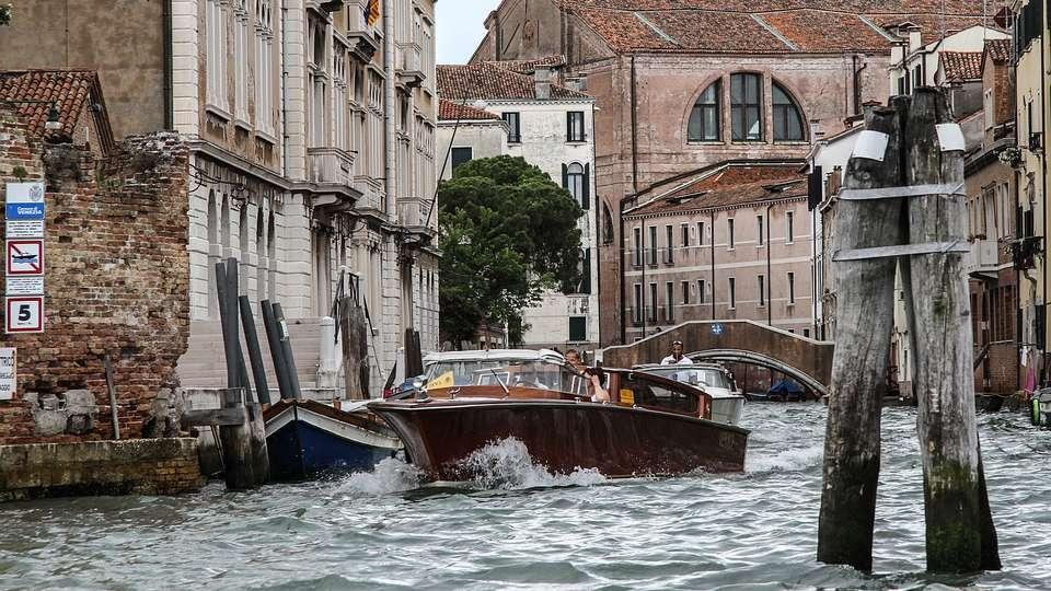 Taxi Acuático - Venecia