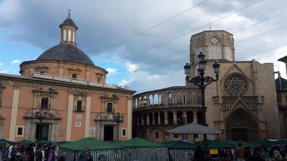 Basilica y Catedral de Valencia