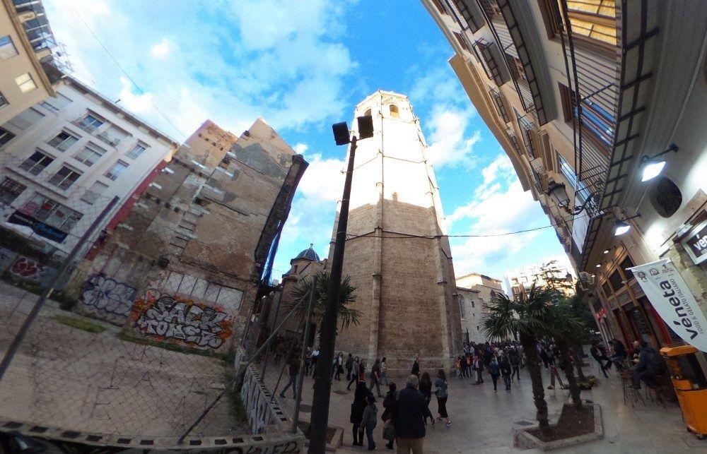 El Micalet o Miguelete - Valencia