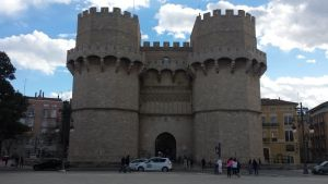 Puerta de Serranos - Valencia