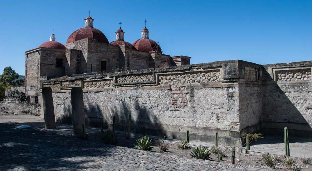 Mitla. El lugar de los muertos - Oaxaca - México
