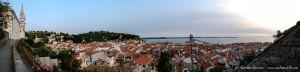Panorámica de Piran - Eslovenia