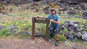 Llegada a las Ilhas Desertas - Madeira, Portugal