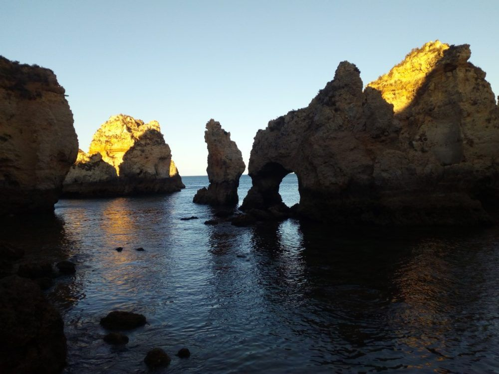 PONTA DA PIEDADE - Portugal