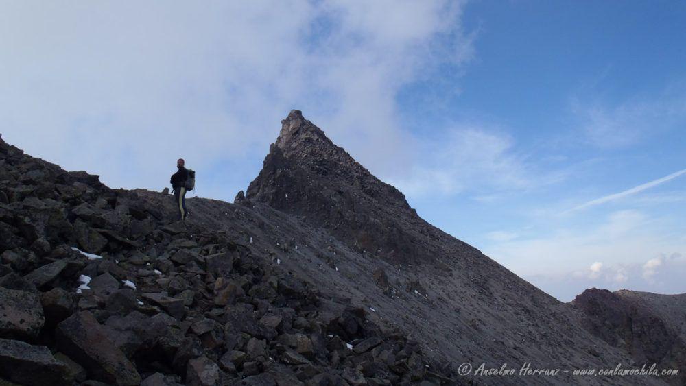 Pico Fraile - Nevado Toluca