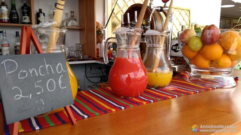 Poncha - Bebida Típica de Madeira
