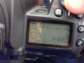 Err Nikon D80