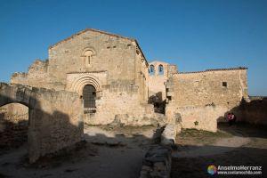 Ermita San Frutos - Patio