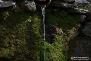 Fuente de camino a la Fuentona - Soria