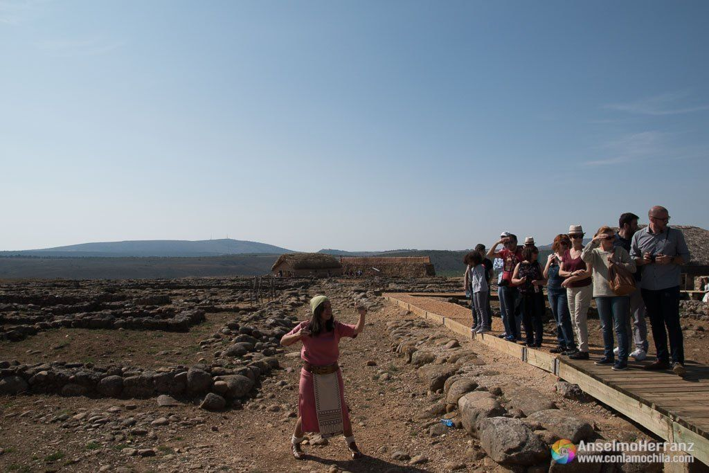 Visita Guiada y Teatralizada a Numancia - Soria