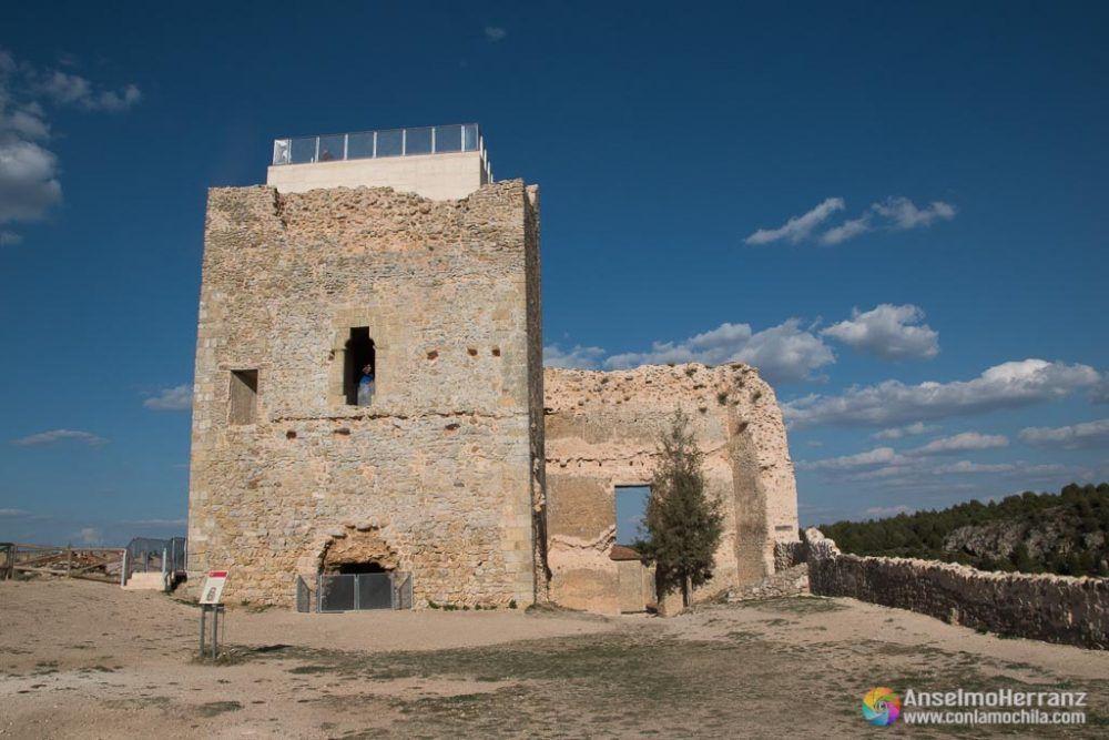 Torre del homenaje del Castillo de Calatañazor - Soria