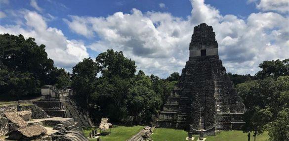 Costo o precio de entrada a Tikal – Guatemala