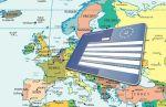 mapa europa tarjeta sanitaria europea