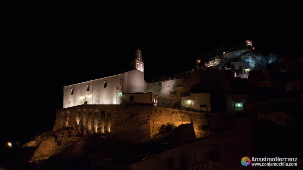 Iglesia de Torres - Sierra Mágina - Jaén