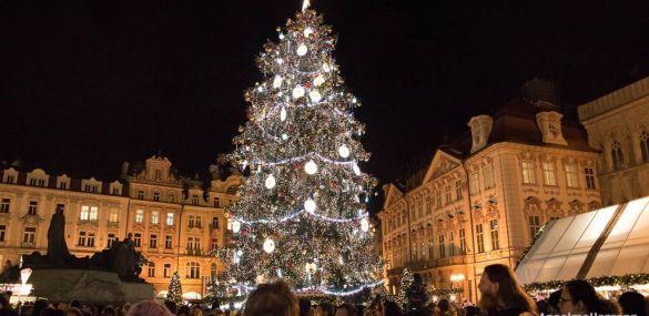Siete mercados de Navidad de Praga que hemos visitado