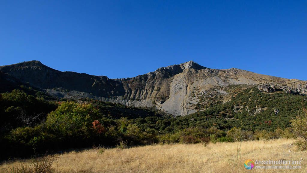 Pico Almadén - Sierra Mágina - Jaén
