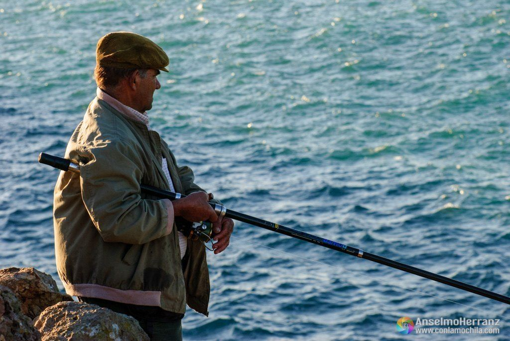Pescadores Fortaleza Sagres