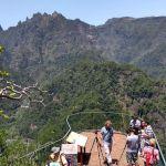 Mirador de la Vereda dos Balcões - Madeira
