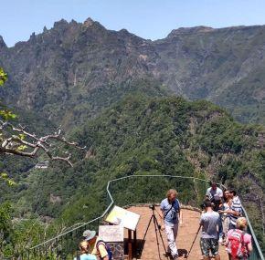 Vereda dos Balcões – La levada Serra do Faial – Madeira