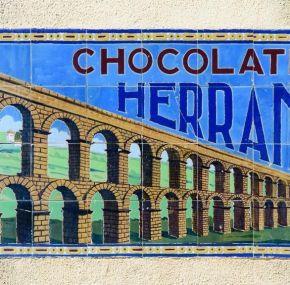Visita a Chocolates Herranz; antigua fábrica de chocolate de Miguelañez – Segovia