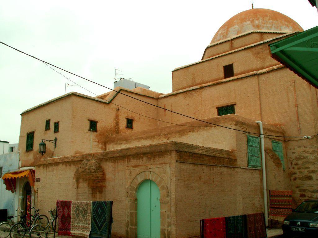 Edificio Bir Barrouta - Kairouan - Kairuán - Túnez