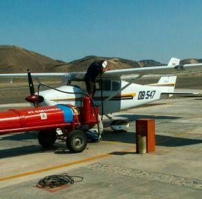 Compañías aéreas o Aerolíneas que operan en el aeródromo de Nazca – Ica – Perú