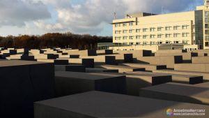 Monumento al Holocausto - Memorial a los judíos asesinados en Europa - Berlin