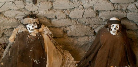 Cementerio de Chauchilla. La necropolis preincaica de Nazca – Perú