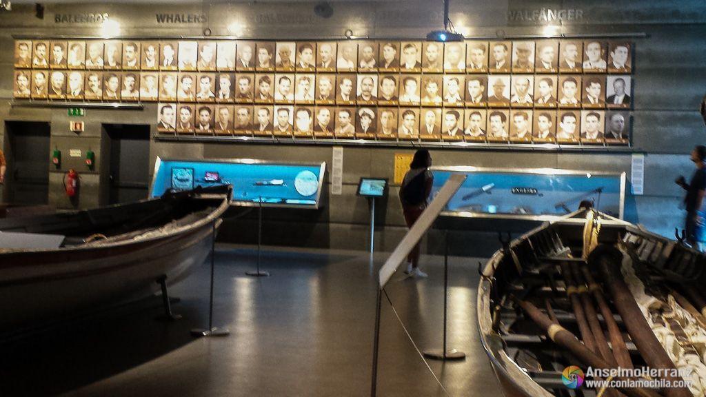 Balleneros de Madeira - Museo de la ballena de Madeira - Caniçal