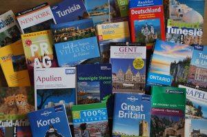 Guías y libros de Viaje