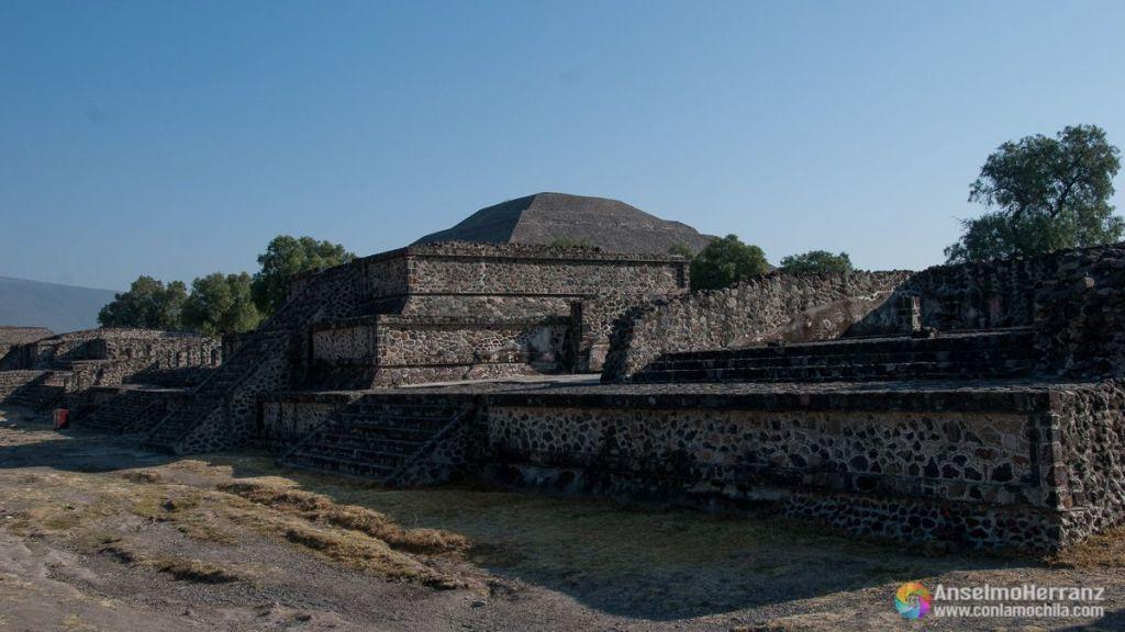 Patio de las Micas - Teotihuacán - México