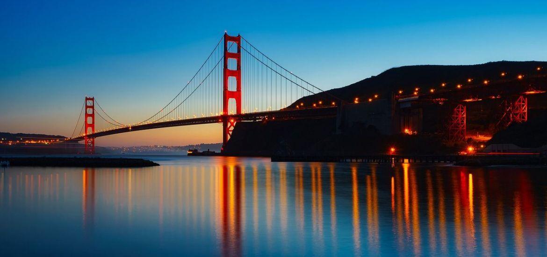 Golden Gate - San Francisco - California