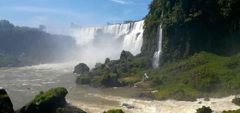 Cataratas do Iguaçu - Lado Brasileño   Foto: Sou_dai