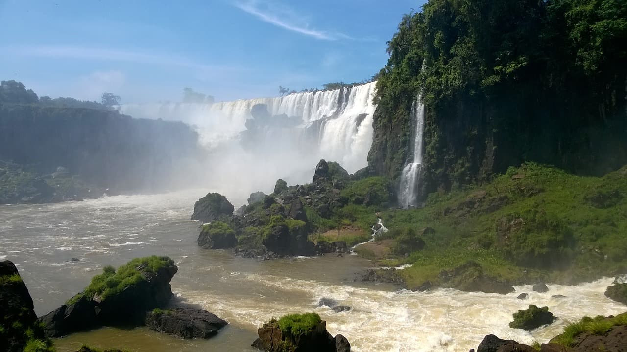 Cataratas do Iguaçu - Lado Brasileño | Foto: Sou_dai