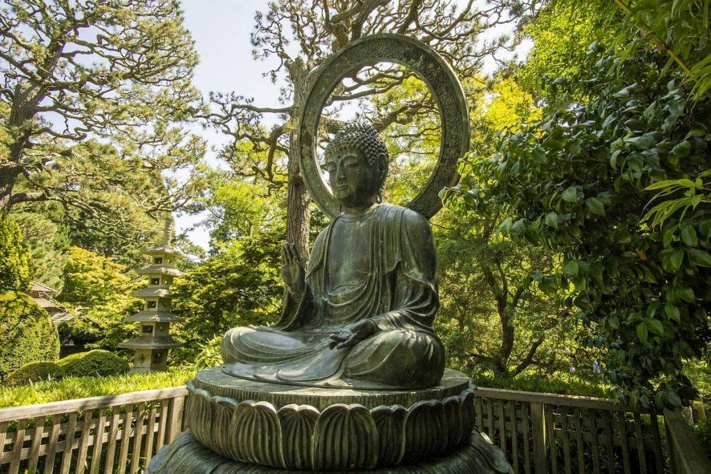 Jardín Japonés - San Francisco - California