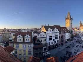 Vista del Old Town Hall - Praga | Foto: Prague.eu