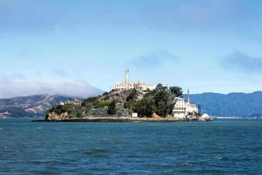Isla y Carcel de Alcatraz - San Francisco - EEUU