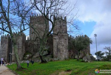 Castillo de Guimaraes - Guimaraes - Portugal