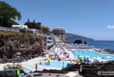 Complejo de Baño de Lido - Piscinas de Lido - Madeira